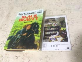 英文原版 Black Beauty   插图本 【存于溪木素年书店】