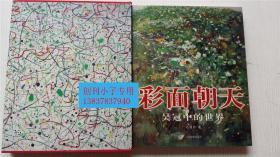 彩面朝天 吴冠中的世界 石建邦著 上海画报出版社