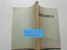 磁带机操作和维修手册