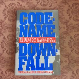 CODE NAME DOWN FALL【详看图,免争议】