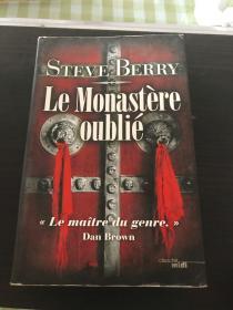 STEVE BERRY Le Monastere oublie