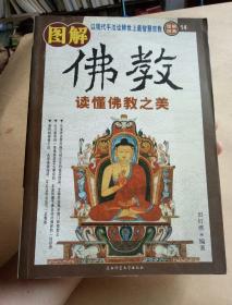 正版现货 图解佛教 读懂佛教之美