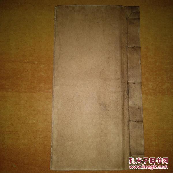 ☬1132清代手抄《灵符秘旨》40个筒子页,80面,全符本,几乎都是符篆和法术