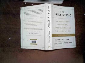 The Daily Stoic: 366 Meditations On Wisdom Perseverance And The Art Of Living