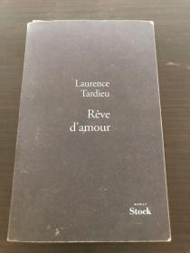 Laurence Tardieu Reve damour