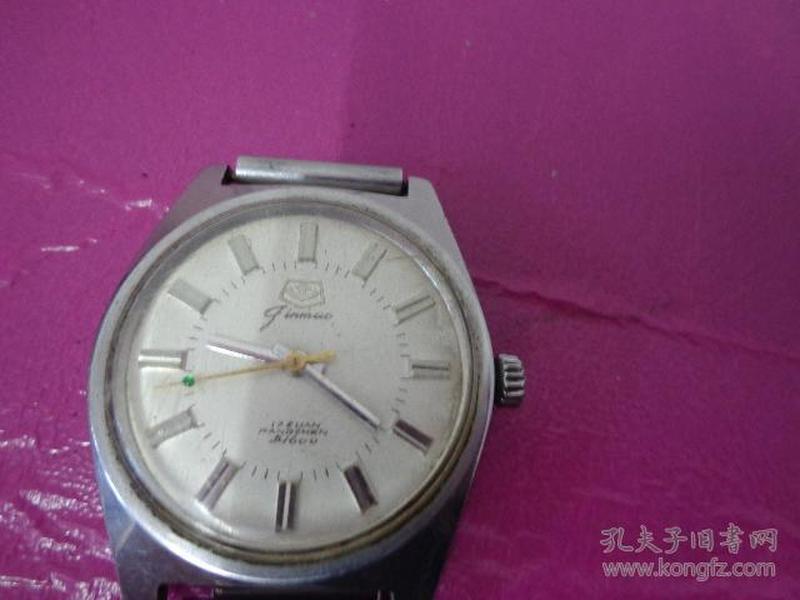 青岛手表,走时