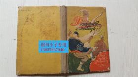 俄文原版童话书