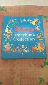 disney's storybook collection(迪士尼故事集 英文原版 全彩精印)12开精装本