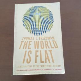 The World Is Flat : A Brief History of the Twenty-first Century 世界是平的(英文原版)