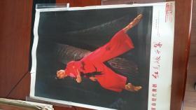 1971年上海人民版《红色娘子军》剧照贴画
