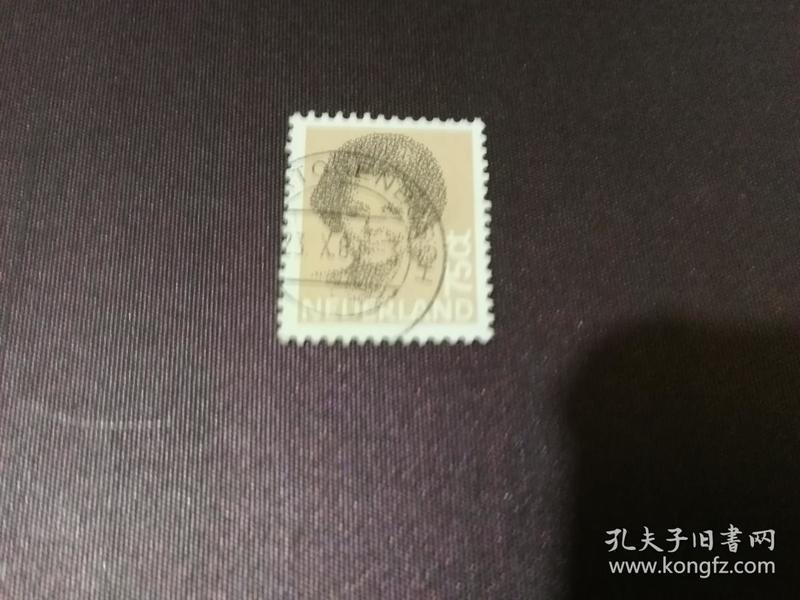 荷兰邮票 贝娅特丽克丝女王(信销票)