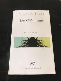 VIctor Hugo LES Chatiments