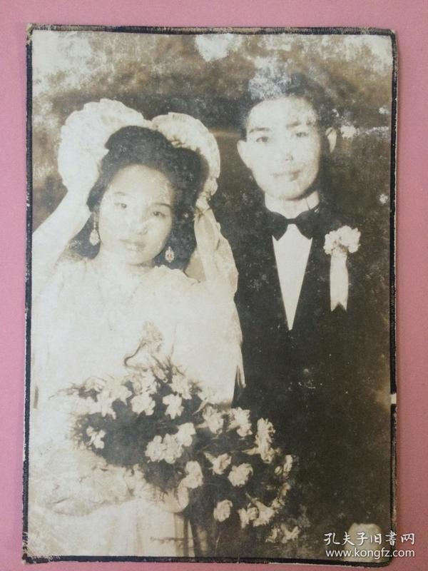 照片,民国结婚照1