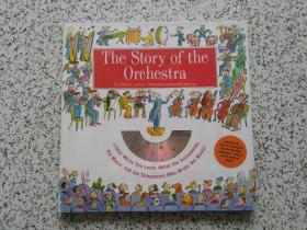 The Story of the Orchestra 精装本   附光盘一张