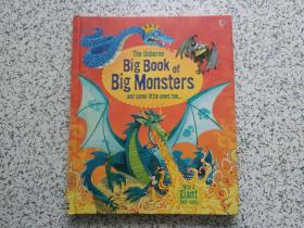 The Usborne Big Book of Big Monsters   精装本