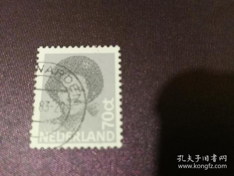 荷兰邮票  贝娅特丽克丝女王 (信销票)