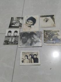 七张美女老照片