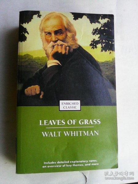Leaves of Grass (Enriched Classics)