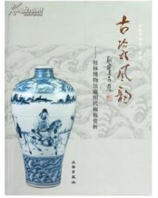 古瓷风韵:桂林博物馆藏明代梅瓶赏析