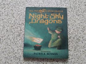 Night Sky Dragons  精装本
