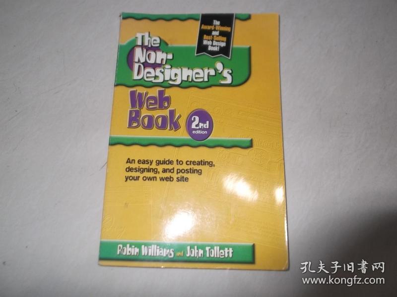 The Non-Designers Web Book