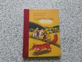 Czech Fairytales  精装本