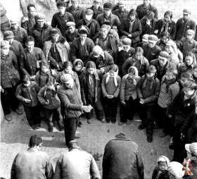 """●三六九等""""划成分"""":重庆石桥公社前进大队大田坎生产队《农村阶级成分登记册》(共42户)【1965年4月10日16开88面】!"""