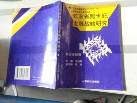 云南省跨世纪发展战略研究【财政金融篇】   :