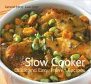 英文原版书 英国出版 Slow Cooker: Quick & Easy, Proven Recipes (Quick and Easy, Proven Recipes) 慢炖锅慢煮西餐菜谱