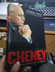 切尼 Cheney: The Untold Story of Americas Most Powerful and Controversial Vice President 美国不为人知的故事 精装578页面