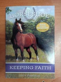 英文原版书:Keeping Faith (Horseshoe Trilogies #1)