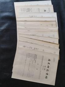 党史研究资料(1984上半年)