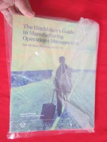 The Hitchhikers Guide to Manufacturing Operations Management       【详见图】