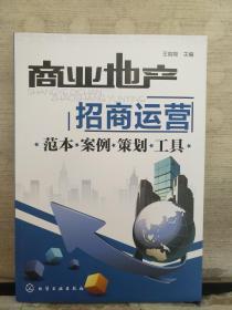 商业地产招商运营范本·案例·策划·工具(2018.9重印)