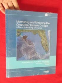 Monitoring and Modeling the Deepwater Horizon Oil Spill           (硬精装)  【详见图】,全新未开封