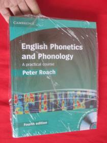 English phonetics and phonology : a practical course         (硬精装)  【详见图】