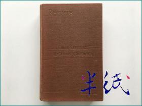 china centenary missionary conference 基督教入华百年宣教大会纪录 1907年初版精装