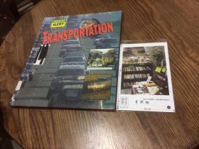 英文原版 transportation【存于溪木素年书店】