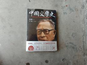中国文学史:国学大师以死者的心情写死去的文学  32开全新未拆封