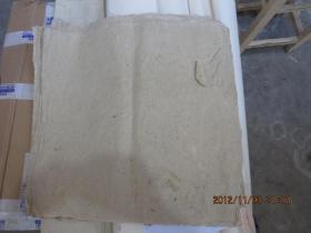 旧纸18 清代糙纸71张(象是皮纸一类的纸,感觉抄写地契就是用的这一种纸张),做假必备,存于门头上