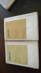 中国现代文学运动.论争.社团资料丛书:创造社资料(上下册,社1985年1月1版1印)