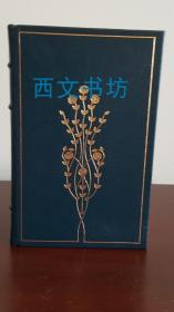 【包邮】1978年真皮精装限量收藏版 T S eliot collected poems 1909-1962 《艾略特诗集》 franklin library