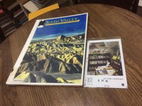 英文原版 Death Valley : the story behind the scenery 【存于溪木素年书店】