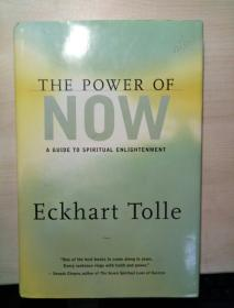 The Power Now : Eckhart Tolle【英文原版精装】