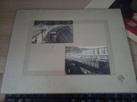 日本某大坝照片两张