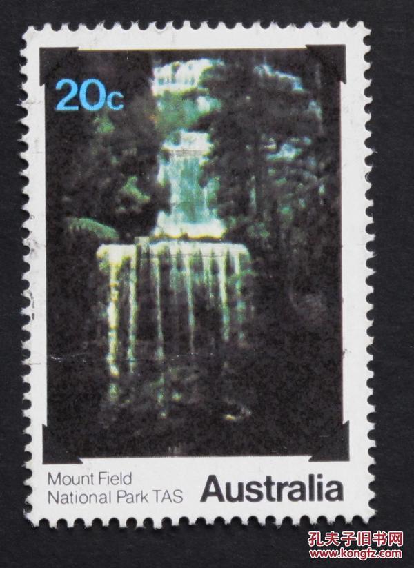 澳大利亚邮票-----国家公园(信销票)