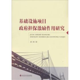 (B3-7-3)基础设施项目政府担保激励作用研究【7】
