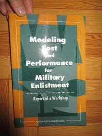 Modeling Cost and Performance for Military Enlistment      (小16开)   详见图