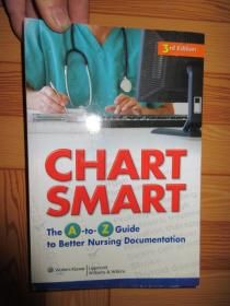 Chart Smart: The A-to-Z Guide to Better Nursing Documentation     (小16开)   详见图