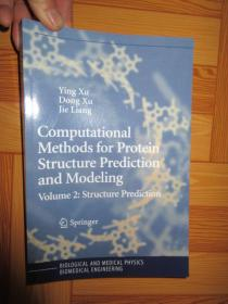 Computational Methods for Protein Structure Pred    (小16开)   详见图